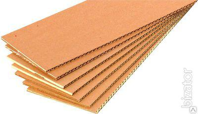 Production of corrugated packaging