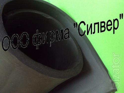 Porous rubber