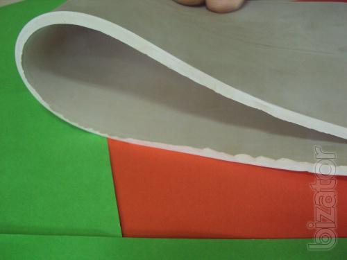 Vacuum rubber