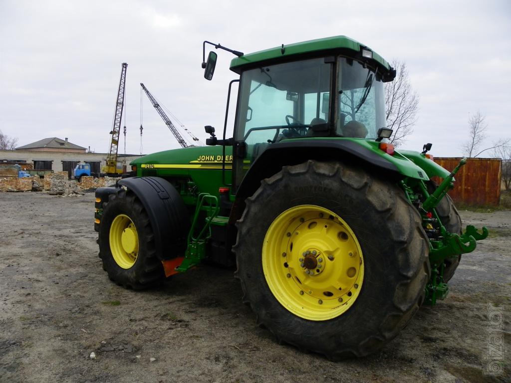 Tractor John Deere 8410 2001 270 Hp 9650 M H From
