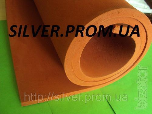 Porous silicone rubber