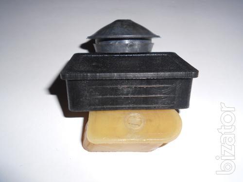 Plug for plastic pipe