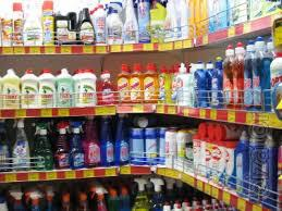 Environmentally friendly detergents without phosphates with low producer prices