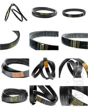 V-belts SPA, SPB, SPC