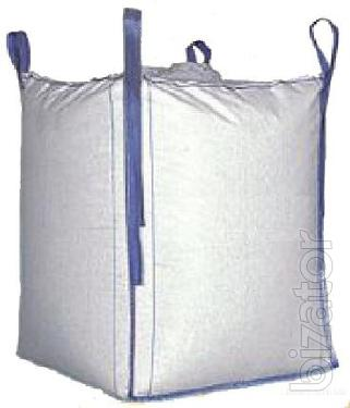 Біг-бег, м'який контейнер - containers for storage and transport of bulk materials