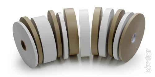 equipment and materials for banding, polymer and bandage tape, branded and promotional tape