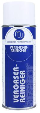 The carburettor cleaner Vergaserreiniger 400ml. Art.50770