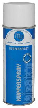 Copper grease Kupferspray 400ml. Art.50896