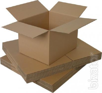 Corrugated cardboard, corrugated