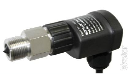Differential oil pressure switch (relay control lubrication ) Delta PI ...