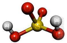 Sulfuric acid of 99.9%