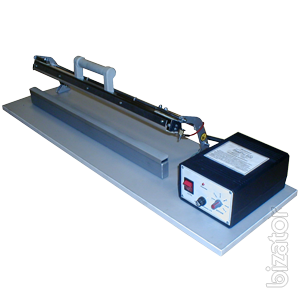 Sealing machine packages