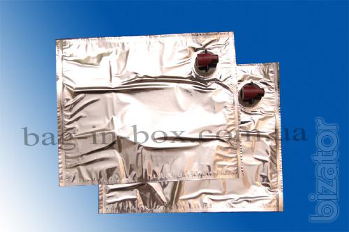 Bags, bag-in-box, packaging, bag in box, bag-in-box packages for wine, package for juice, aseptic packages