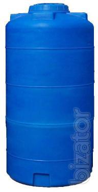 Barrel water 500L.
