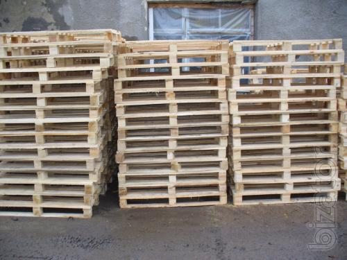 Sell constantly pallets