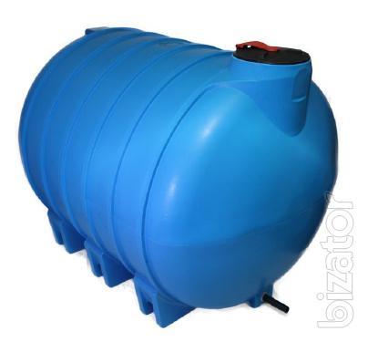 Water tank 5000 l