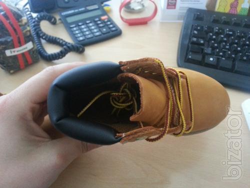 New original kids boots Timberland EUR 27 (17.5 cm insole)