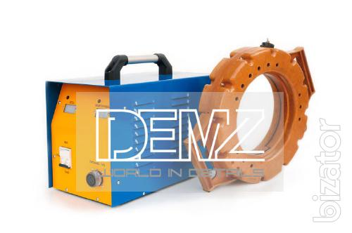 Produce and sell magnetic particle flaw detectors