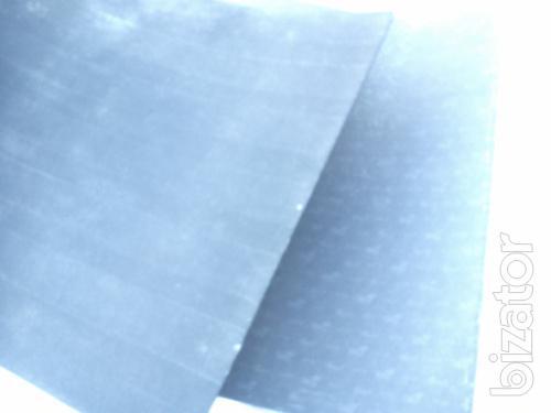 The cushioning material leather cardboard (malobenzostojkie)