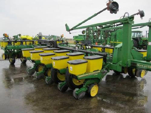 Planter Row Exact Sowing John Deere John Deere 7200 7200 16 Series