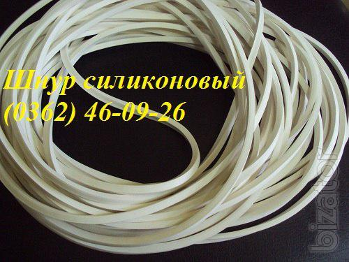 Silicone rubber products: rubber cords, rubber plates, gaskets, tubes.
