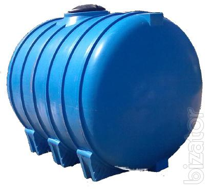 Capacity for irrigation on 5000L