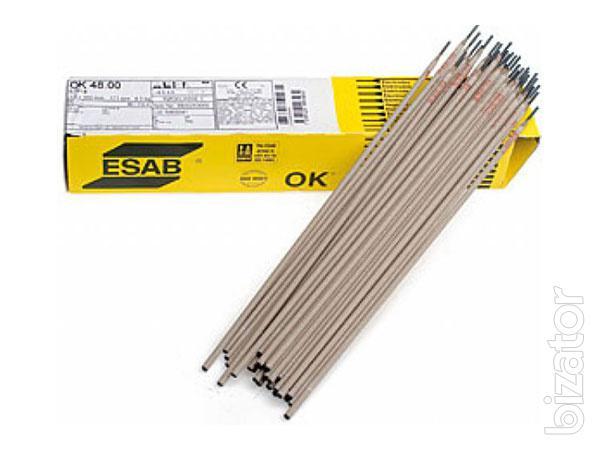 Welding Electrodes Esab Ok 46 00 European Quality