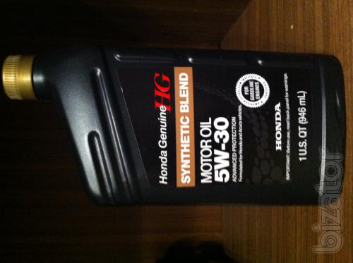 Oil 5W-30 Honda Genuine HG