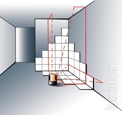 construction laser level FL 40 - Liner 4 HP