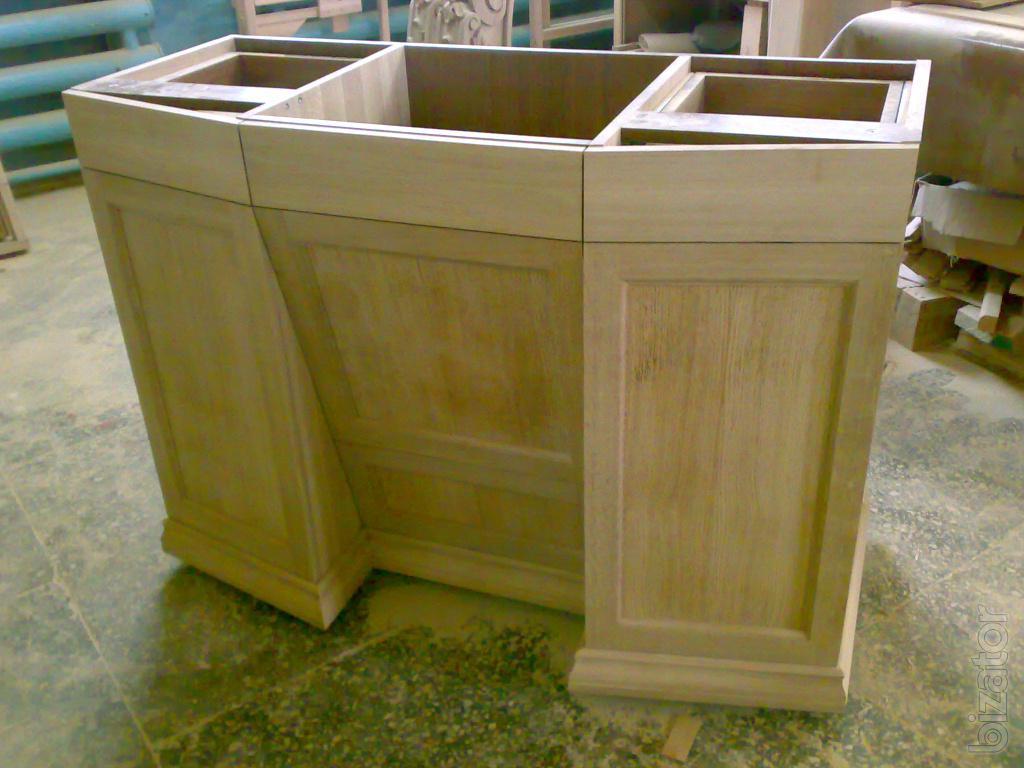 Wood furniture made to order - buy on www.bizator.com.