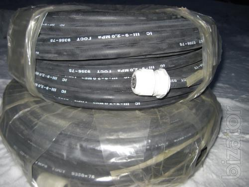 Welding hoses 6mm and 9mm (oxygen)
