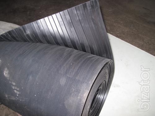 Avtodorogi (floor covering made of rubber)