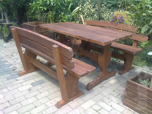Stupendous Garden Furniture Wooden Gazebos Tables Chairs Benches Ibusinesslaw Wood Chair Design Ideas Ibusinesslaworg