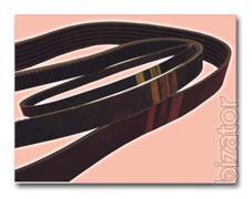 Belt wedge profile - 3000