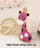 Giraffe (keychain), a gift on March 8, podarunok 8 bereznya, a gift to the colleges on March 8, original, gift shop Kiev.