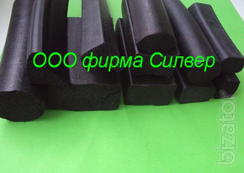 The rubber profile