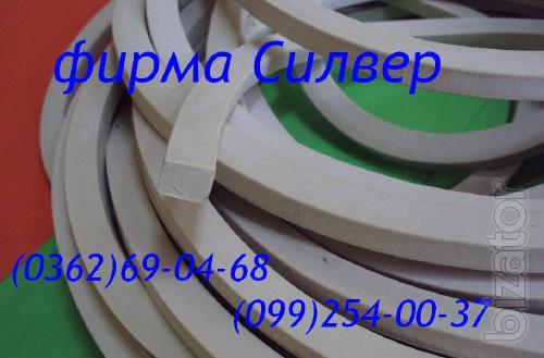 Vacuum rubber cord