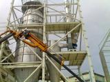 Modernization tower spray dryers