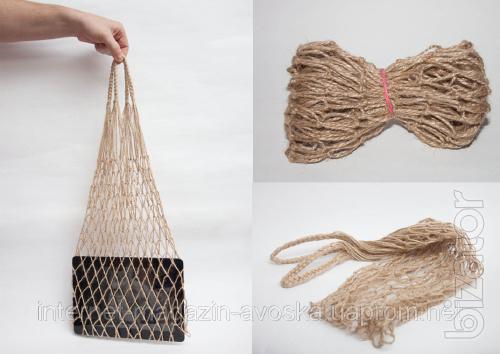 The bag - natural (hemp)