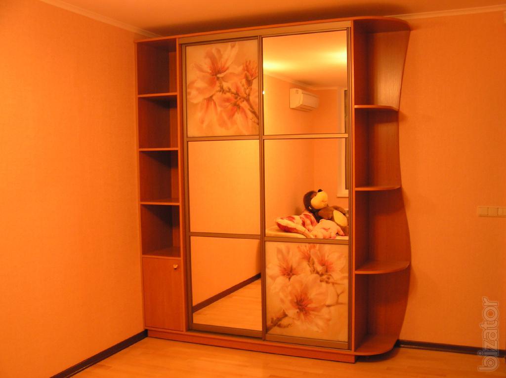 Фото к объявлению: корпусная мебель на заказ - ukrboard.