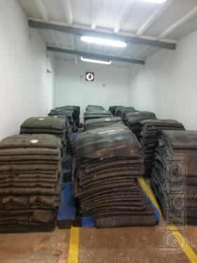 Rubber composition for tire production