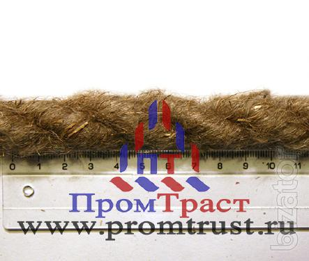 "The rope lnopenkovyj/ linen diameter from 10 to 32 mm. LLC ""Protract"""