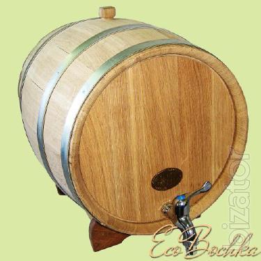 Barrel oak for aging wine, brandy. Oak barrel at factory price!