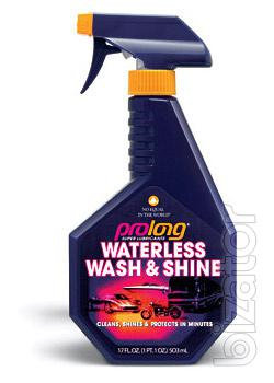 Washing without water Prolong