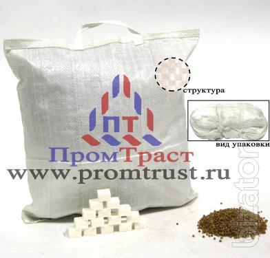 "Polypropylene bags. The company LLC ""Protract"""