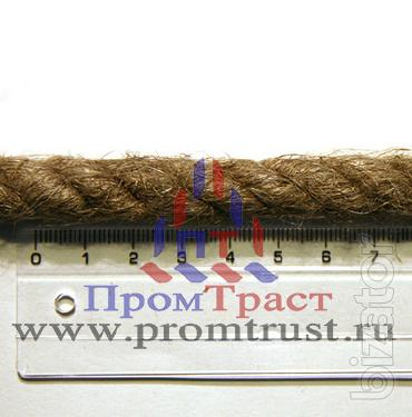 """The flax rope. The company LLC """"Protract"""""""