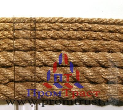 """The jute rope. The company LLC """"Protract"""""""