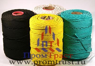 """Rope braided nylon. The company LLC """"Protract"""""""
