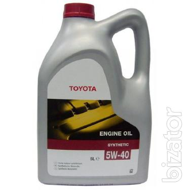 Wholesale motor oils and Russia