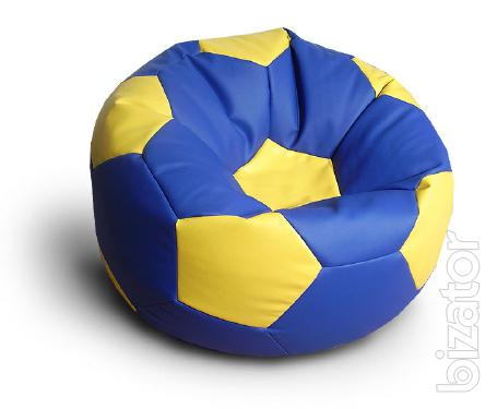 Amazing Chairs That Surprise The Soccer Ball Chair Ottoman Pear Ocoug Best Dining Table And Chair Ideas Images Ocougorg